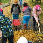 Školkové aktivity podzim 2020