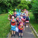 Školkové aktivity léto 2021